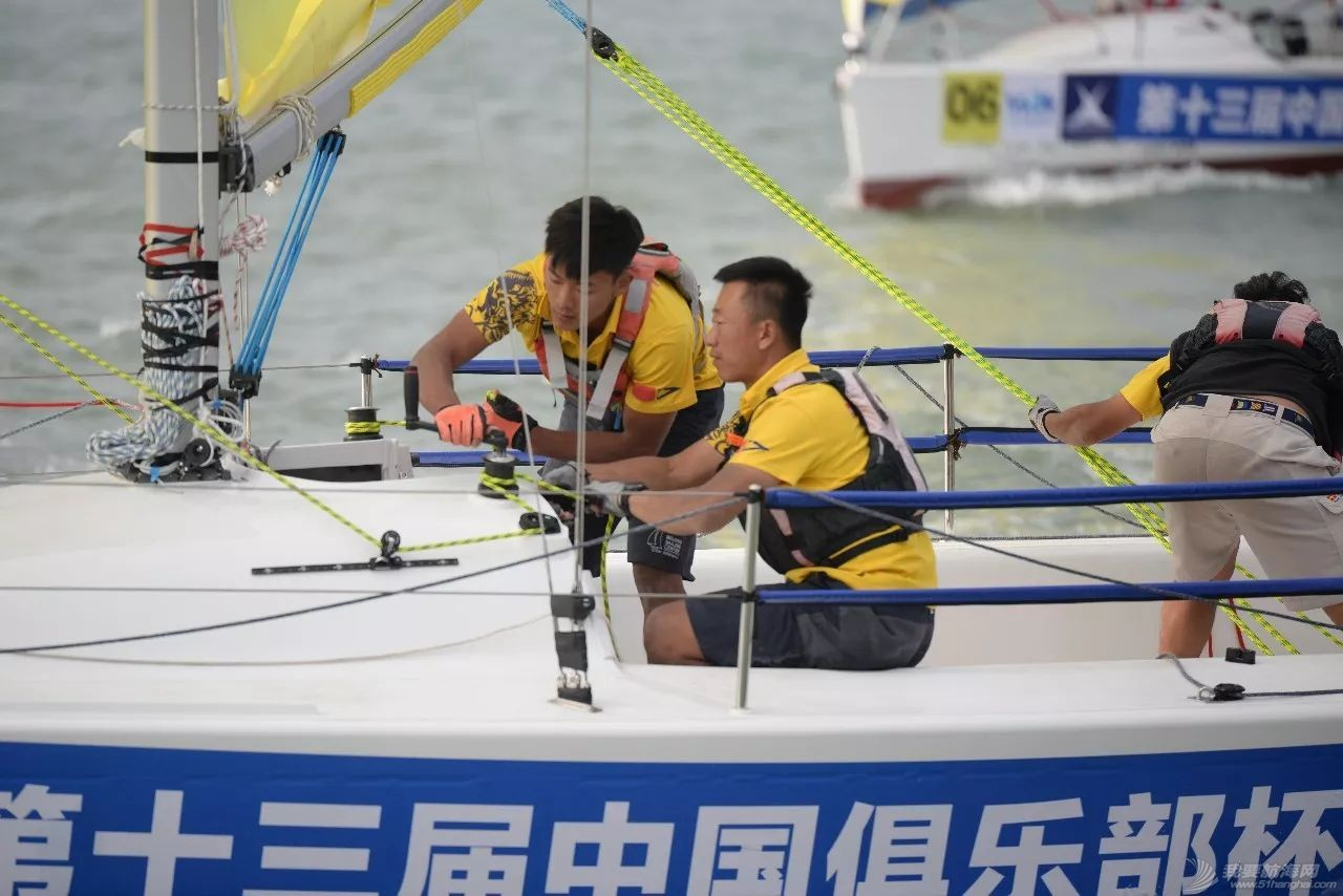 中国帆船界的巅峰对决—王者北航w16.jpg