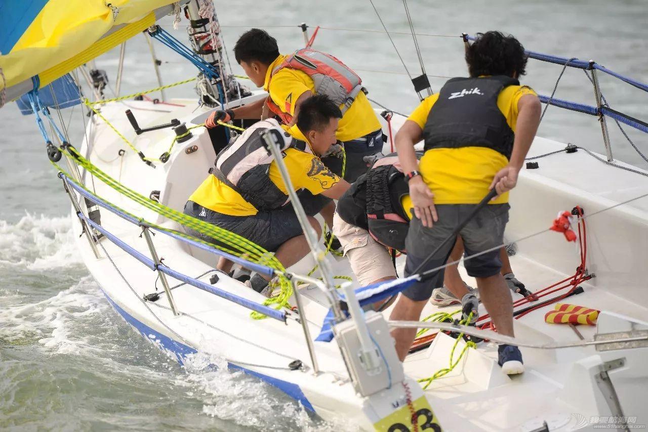 中国帆船界的巅峰对决—王者北航w17.jpg