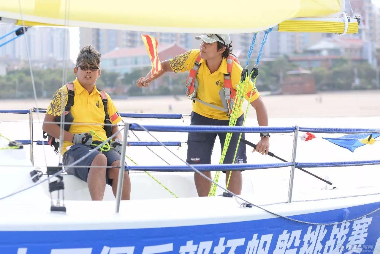 中国帆船界的巅峰对决—王者北航w20.jpg
