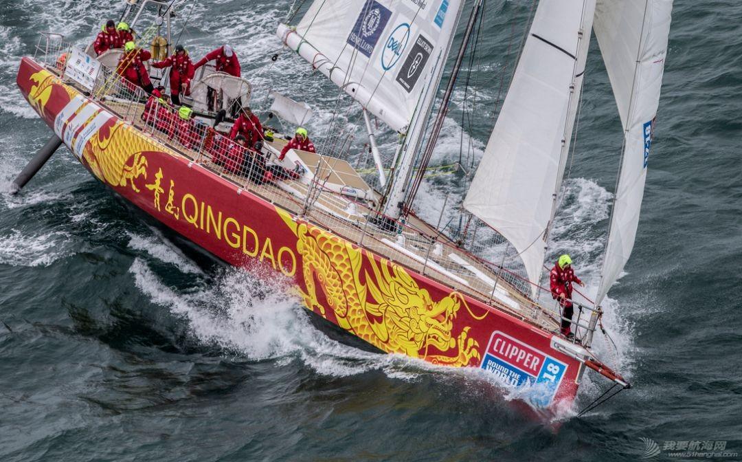 """最后的赢家!""""青岛号""""获得克利伯环球帆船赛凯旋赛程冠军,创...w9.jpg"""