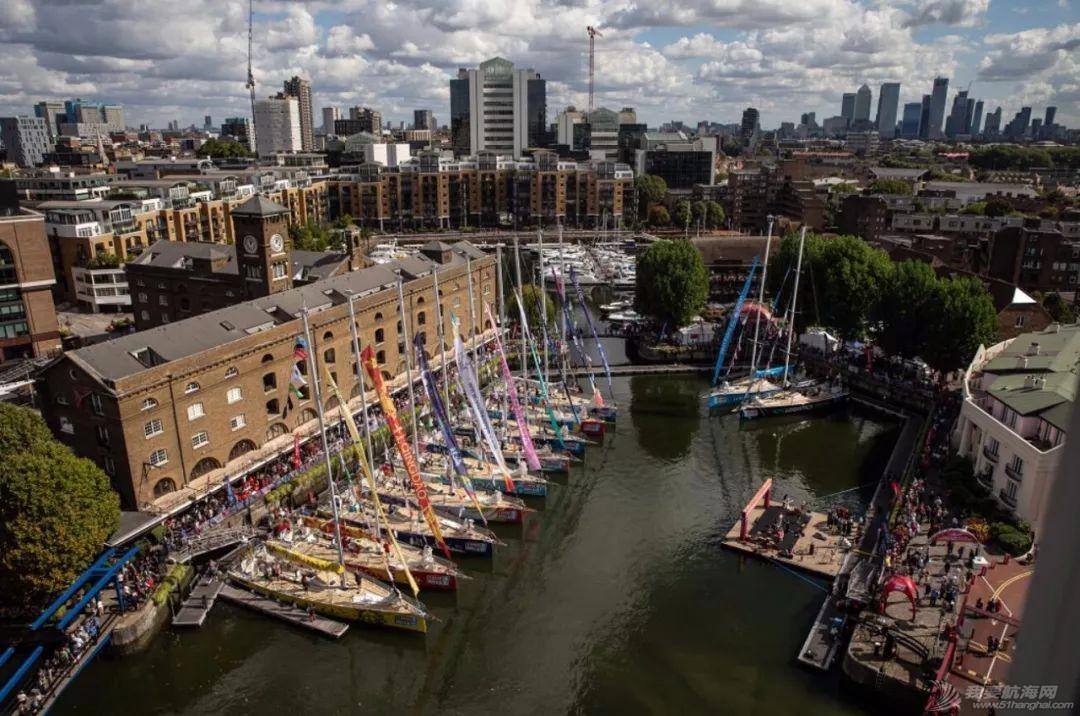 克利伯2019-20环球帆船赛在伦敦盛大起航   三艘中国赛船展开环球之旅w4.jpg