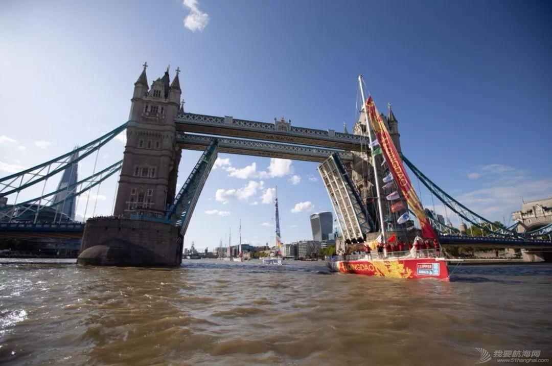 克利伯2019-20环球帆船赛在伦敦盛大起航   三艘中国赛船展开环球之旅w10.jpg