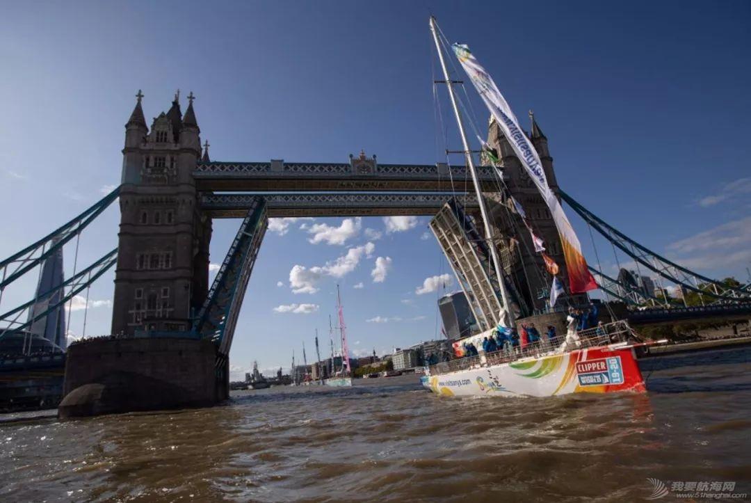 克利伯2019-20环球帆船赛在伦敦盛大起航   三艘中国赛船展开环球之旅w11.jpg