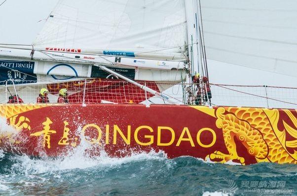 """最后的赢家!""""青岛号""""获得克利伯环球帆船赛凯旋赛程冠军,...w6.jpg"""