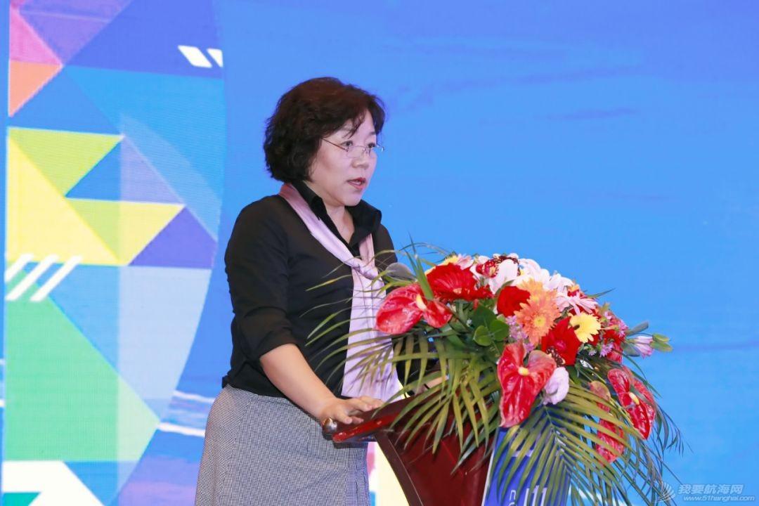 2019中国帆船城市交流会在海口举行  共同探讨帆船如何促进城市发展w1.jpg
