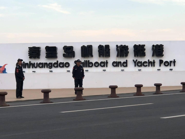 2019年鸿洲国际帆船俱乐部最后一场比赛