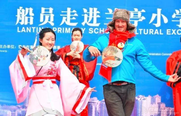 """最后的赢家!""""青岛号""""获得克利伯环球帆船赛凯旋赛程冠军,创史上最好成绩w17.jpg"""
