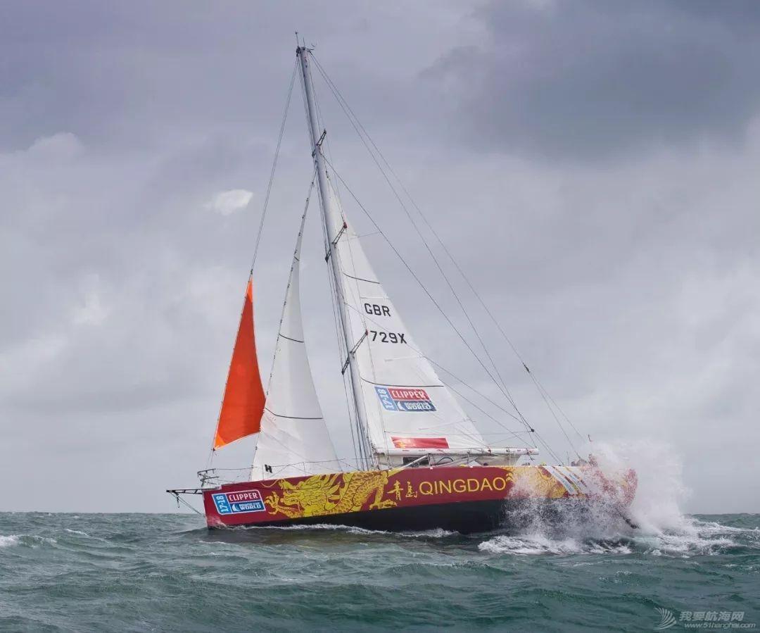 恭喜青岛号赢得横跨南大洋赛段,实现新赛季克利伯环球帆船赛三连冠w2.jpg
