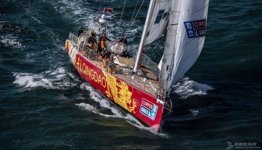 恭喜青岛号赢得横跨南大洋赛段,实现新赛季克利伯环球帆船赛三连冠w1.jpg