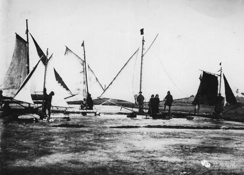 1900-1920 可能在中国最早的冰帆运动影像w3.jpg
