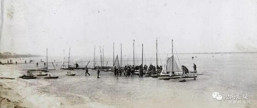 1900-1920 可能在中国最早的冰帆运动影像w2.jpg