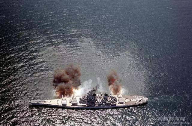 齐射、半齐射、全齐射、连续射,战列舰是如何射击的?w2.jpg