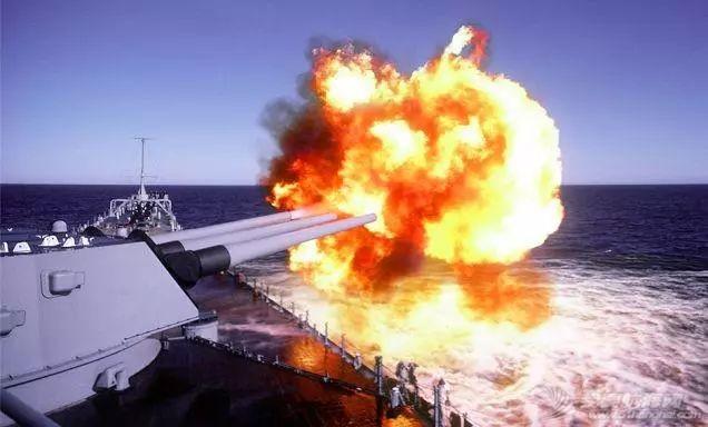 风急浪大、雾浓夜黑,战列舰主炮如何命中数十千米外的目标?w1.jpg