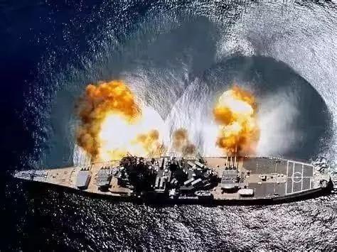 风急浪大、雾浓夜黑,战列舰主炮如何命中数十千米外的目标?w4.jpg