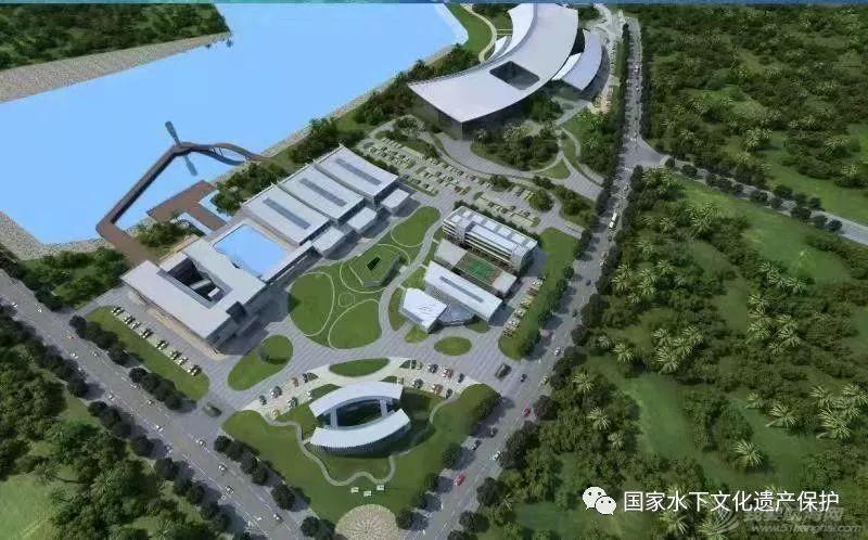国家文物局水下文化遗产保护中心南海基地项目正式开工w1.jpg