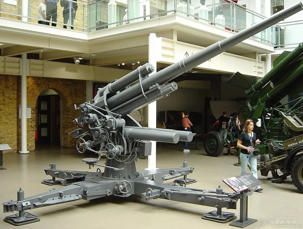 二战中,德国88炮威名远播堪称传奇,它又有什么缺点呢?w1.jpg