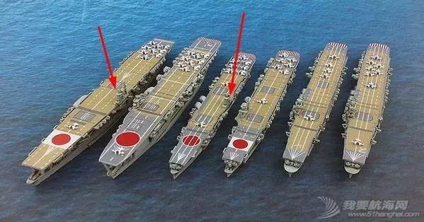为什么现代航母的舰岛都在右侧?历史上有没有在左侧的?w9.jpg