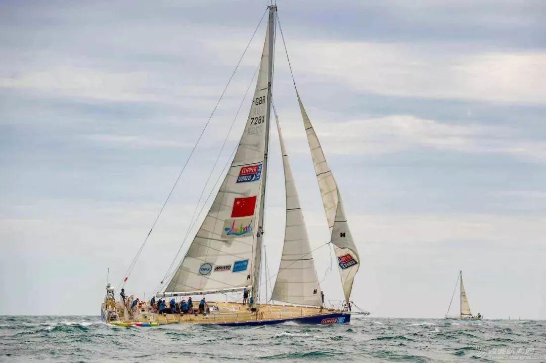 克利伯帆船赛第四赛段正式开启,珠海号赛队将在海上欢度圣诞和新年w5.jpg