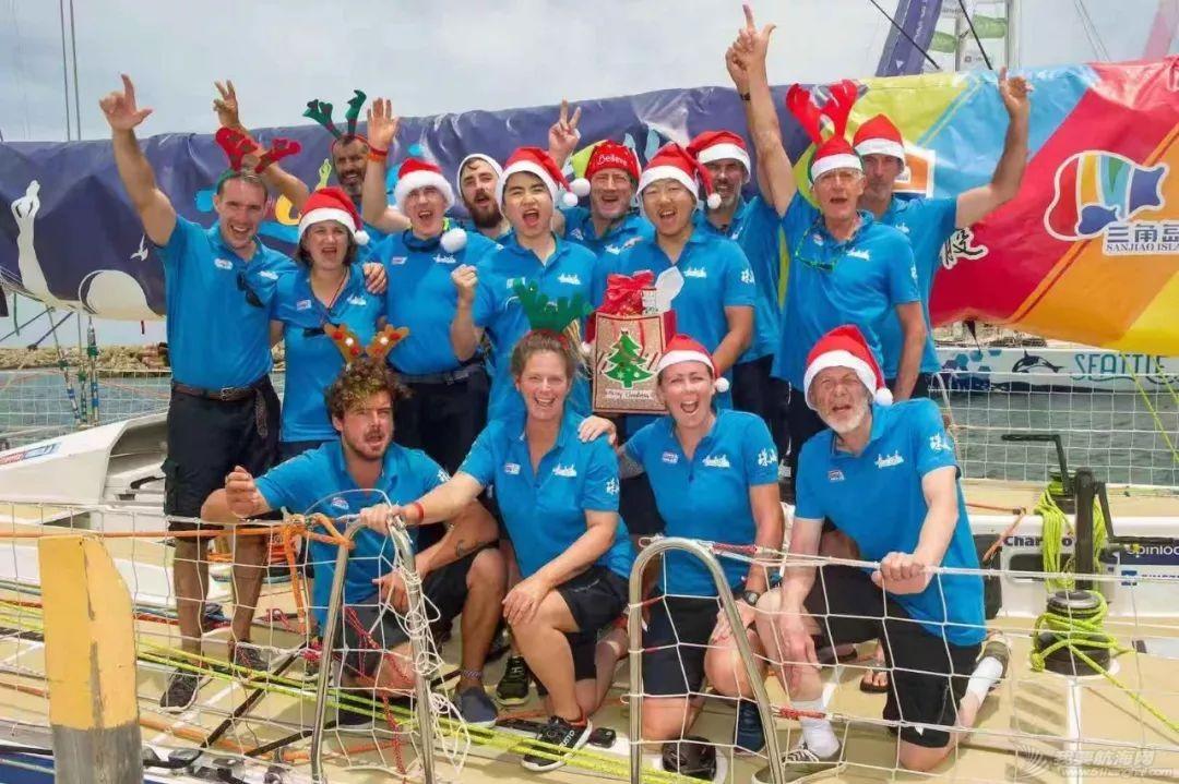 克利伯帆船赛第四赛段正式开启,珠海号赛队将在海上欢度圣诞和新年w6.jpg