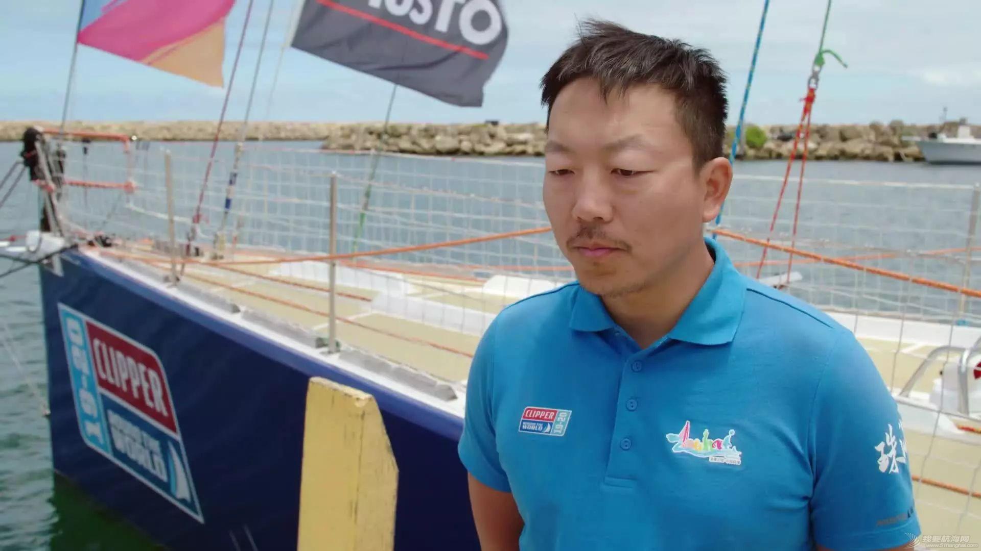 克利伯帆船赛第四赛段正式开启,珠海号赛队将在海上欢度圣诞和新年w8.jpg
