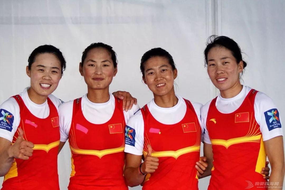 赛艇世界杯第三站 | 女轻双双第四锁定黄衫 中国1金1铜收官w6.jpg