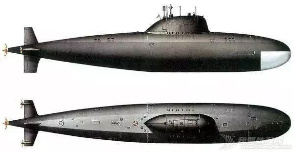 为什么以前的潜艇水面速度比水下快,现在却正好相反?w1.jpg