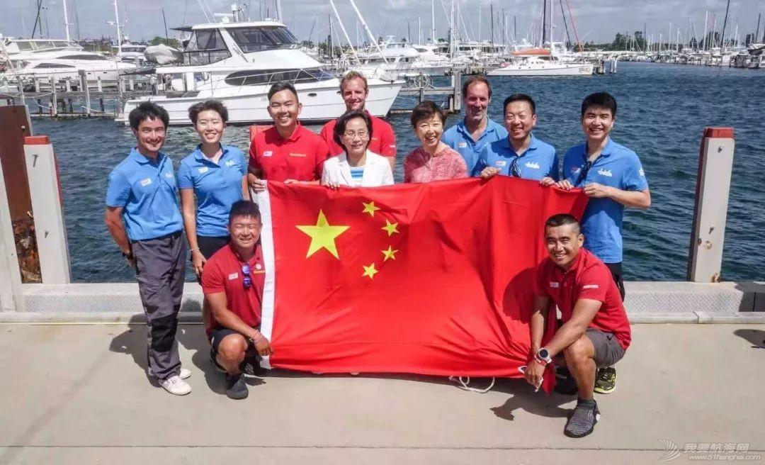 中国驻珀斯总领馆一行访问克利伯帆船赛w1.jpg