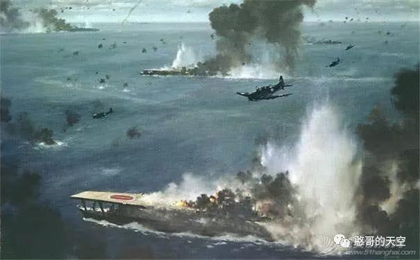《海洋强国是怎样炼成的》之美国篇 第五十九章:小罗斯福与二战—美国的复仇(三)—中途岛海战w4.jpg