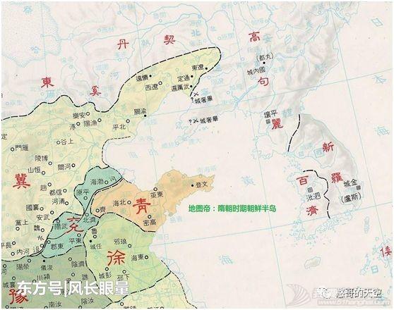 《海洋强国是怎样炼成的》之中国篇 与海洋强国擦肩而过 第六十七章:唐朝的海洋经略之二—唐朝时的两次海战w1.jpg