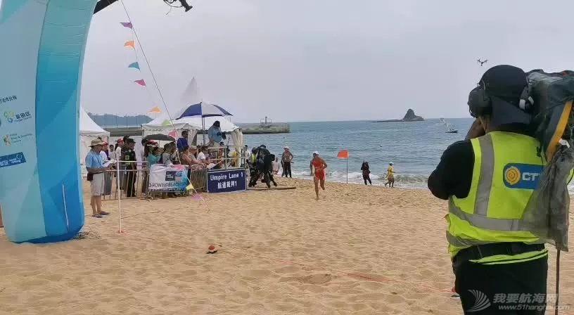 海岸赛艇   中国队包揽世界海岸赛艇沙滩冲刺赛总决赛首日两金w5.jpg