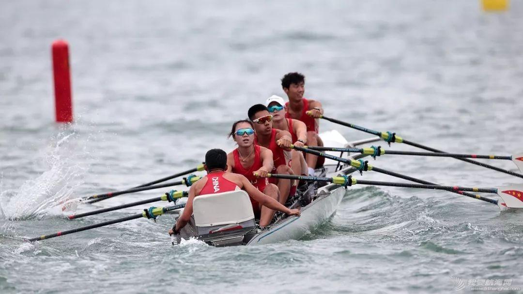 海岸赛艇   中国队包揽世界海岸赛艇沙滩冲刺赛总决赛首日两金w7.jpg