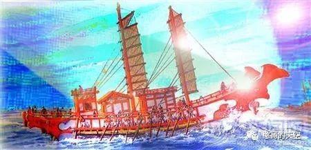 《海洋强国是怎样炼成的》之中国篇 与海洋强国擦肩而过 第六十七章:唐朝的海洋经略之一——中日之间的海洋交流w4.jpg
