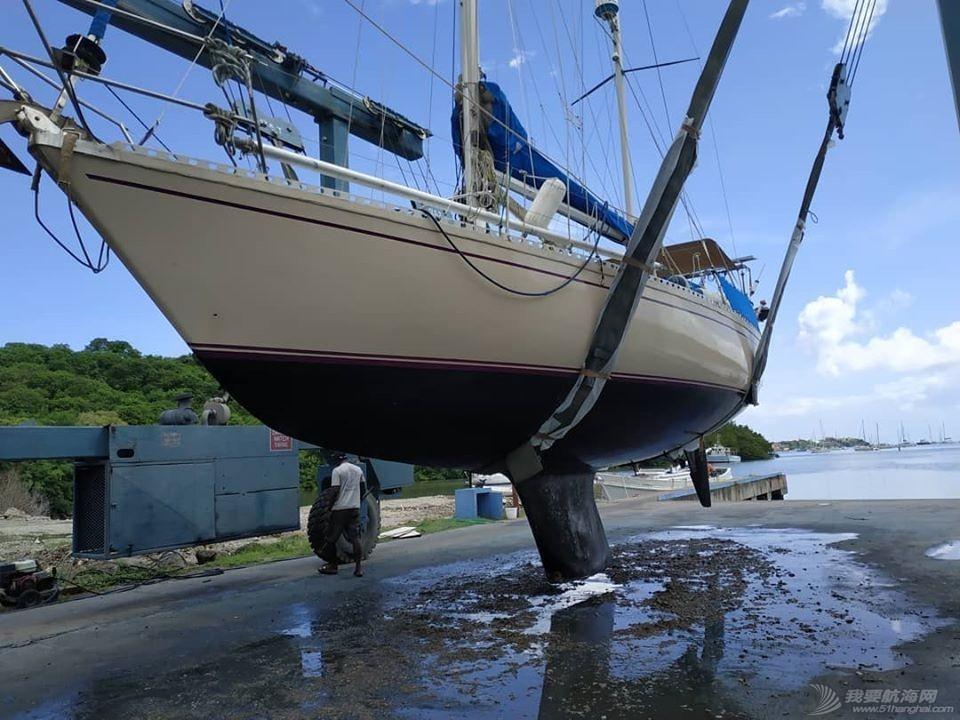 加勒比海 双桅帆船 待售