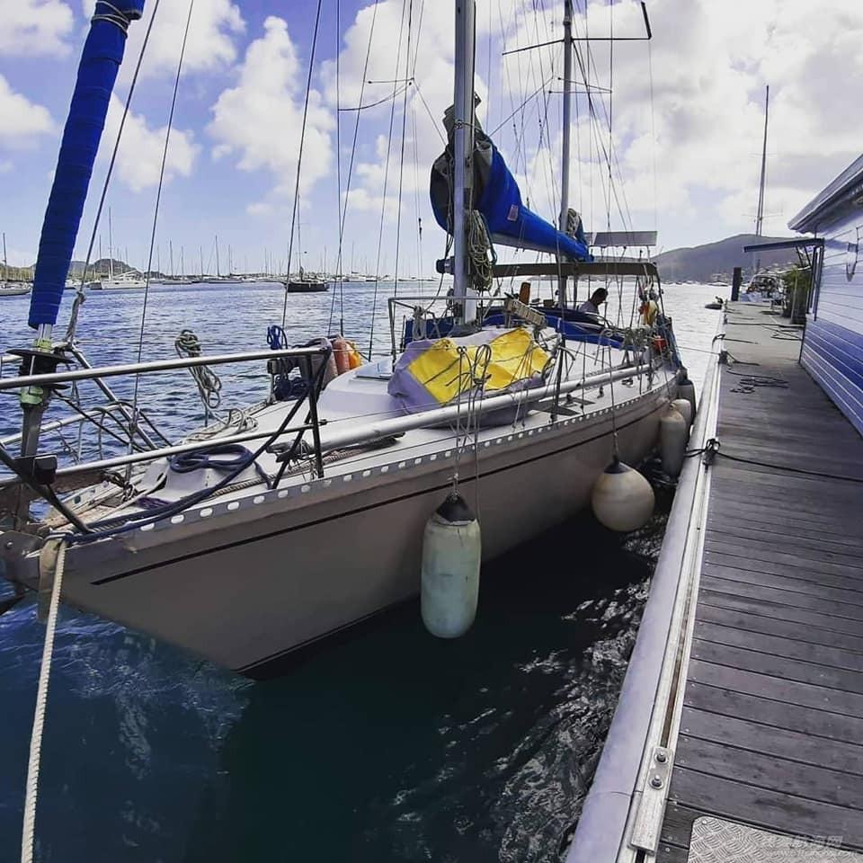 加勒比海 双桅帆船 待售2