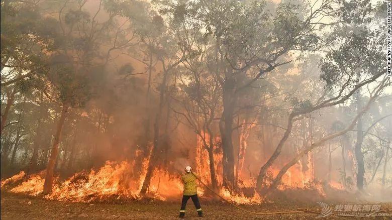 赛况报道 | 航行途中见到澳洲大火w6.jpg