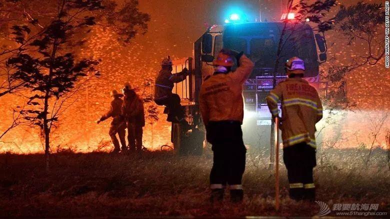 赛况报道 | 航行途中见到澳洲大火w9.jpg