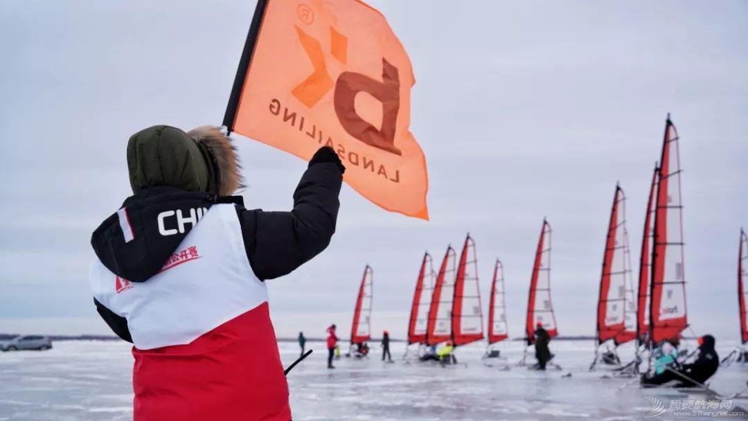 迎接新年第一缕阳光 全国冰上帆船公开赛抚远举行w5.jpg