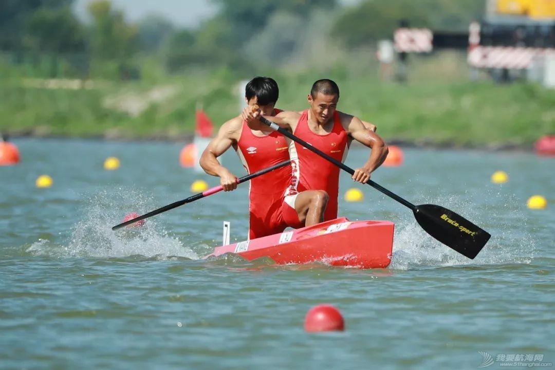 皮划艇世锦赛 | 首日大战波澜不惊 中国队出战5项全部顺利晋级w7.jpg