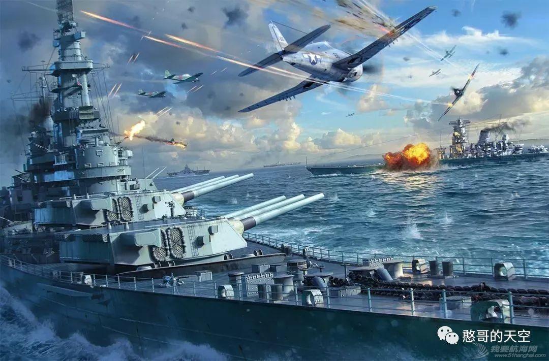 《海洋强国是怎样炼成的》之美国篇 第六十章:小罗斯福与二战—美国的复仇(四)—摧毁日本海军的三次海战w1.jpg