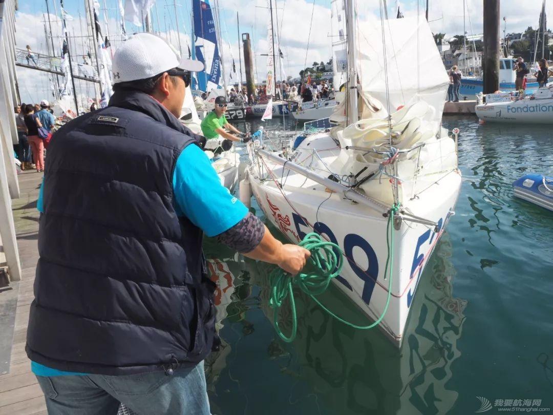 远航就是为了回家,青岛梦想号环球航行再度启航w17.jpg