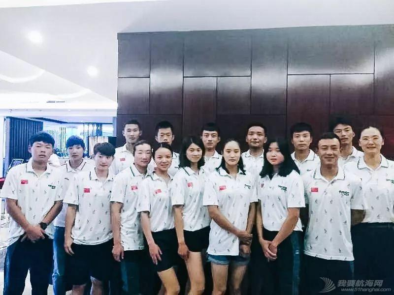 国家帆船帆板队19人出征亚锦赛,为中国队加油!w1.jpg