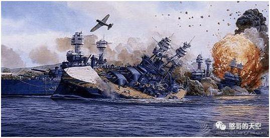 """《海洋强国是怎样炼成的》之美国篇 第五十五章:罗斯福与二战—珍珠港事件之谜(三)—小罗斯福的""""苦肉计""""?w1.jpg"""