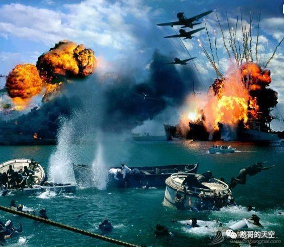 """《海洋强国是怎样炼成的》之美国篇 第五十五章:罗斯福与二战—珍珠港事件之谜(三)—小罗斯福的""""苦肉计""""?w3.jpg"""
