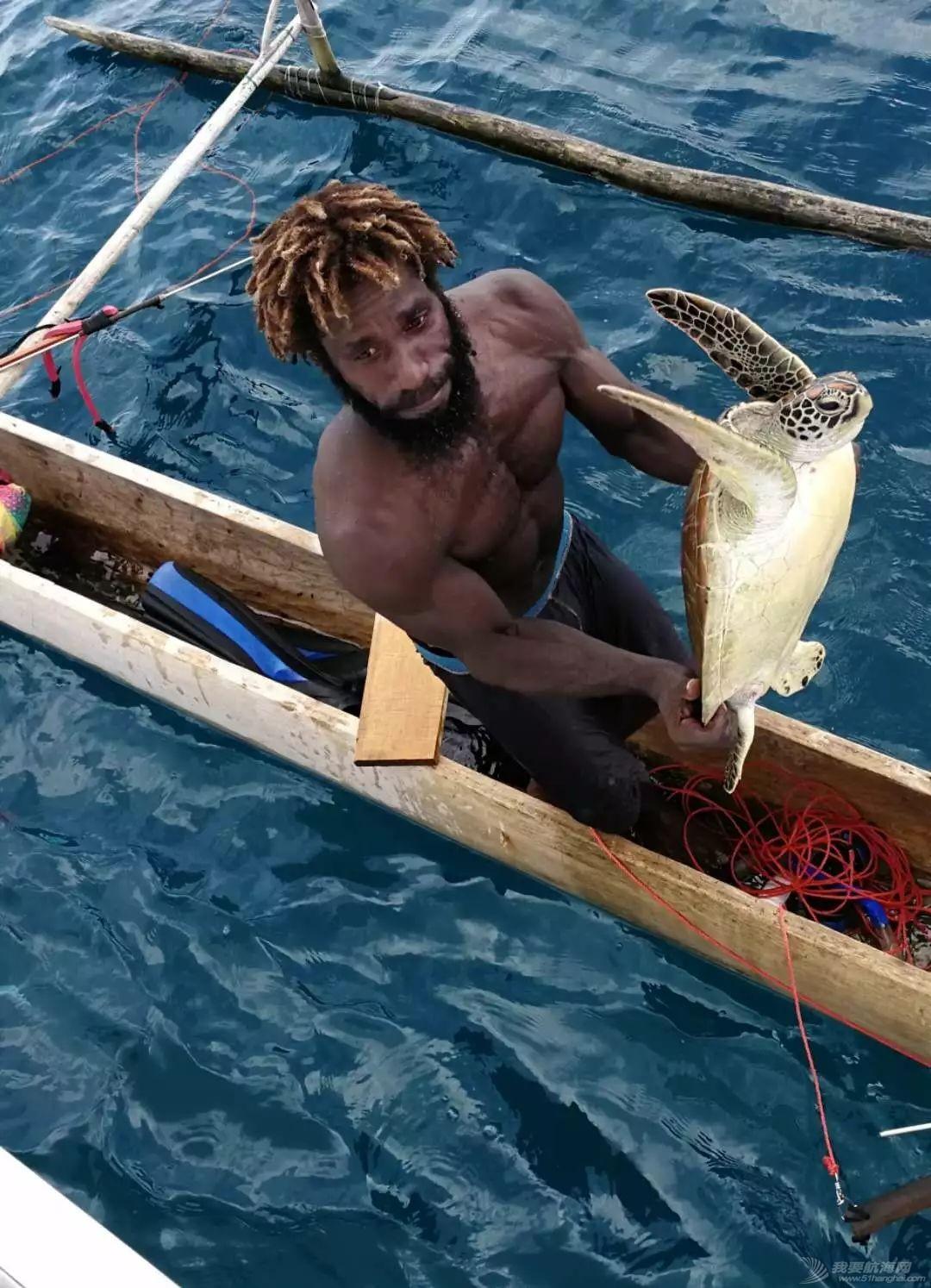 巴新奇遇:用两罐啤酒救下一只海龟,还收编了一个岛的兄弟w14.jpg
