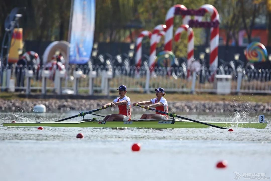 赛艇东京奥运选拔赛首站 张亮张灵闪耀顺义奥林匹克水上公园w4.jpg