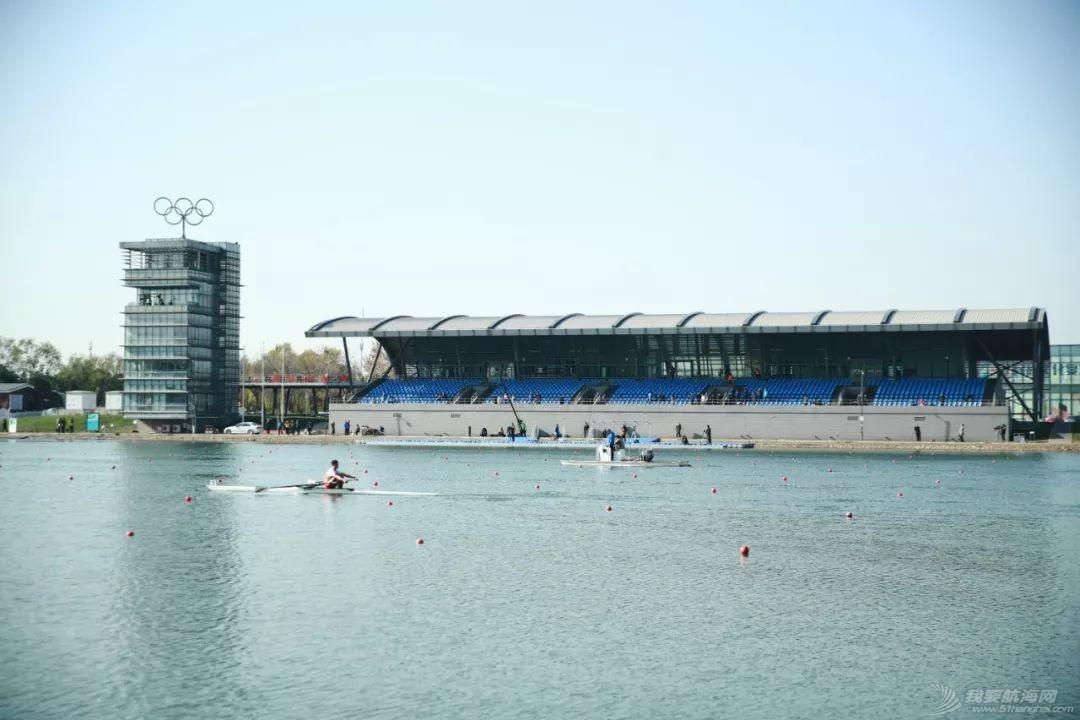 赛艇东京奥运选拔赛首站 张亮张灵闪耀顺义奥林匹克水上公园w3.jpg