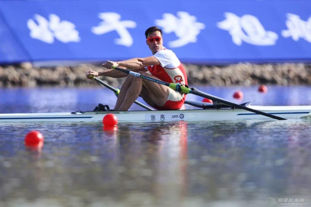 赛艇东京奥运选拔赛首站 张亮张灵闪耀顺义奥林匹克水上公园w8.jpg