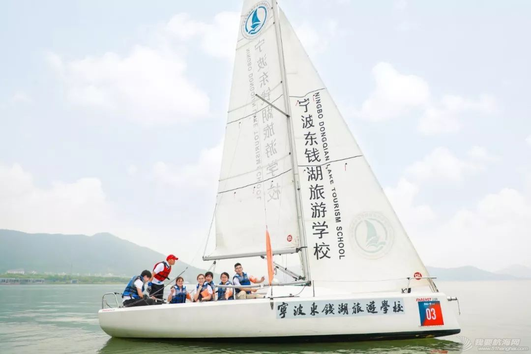 帆船*团队:每艘前进的航船都闪烁着团队的力量|帆船贺新春⑥w6.jpg