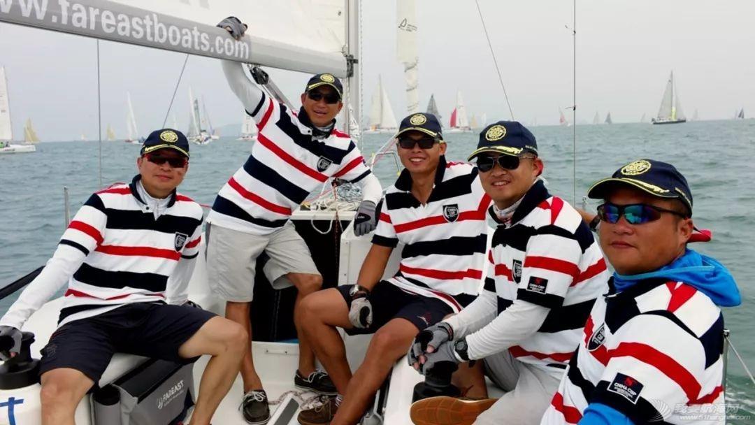 帆船*团队:每艘前进的航船都闪烁着团队的力量|帆船贺新春⑥w13.jpg