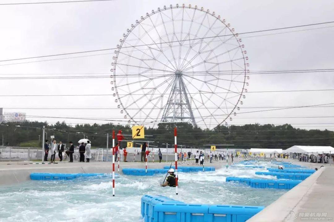 东京奥运会皮划艇激流回旋场地正式落成w3.jpg